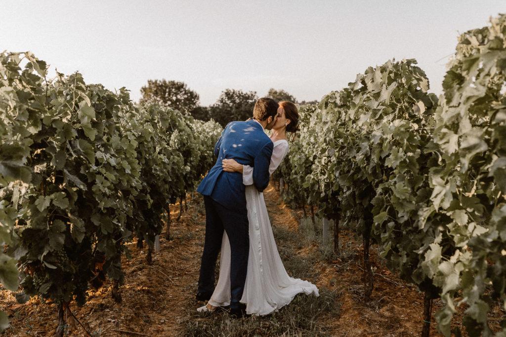 Catherine & Andres - Mariage champêtre - Bordelais - Saint Emilion - Marc Ribis