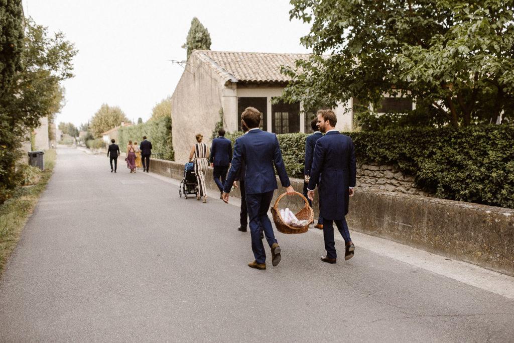 Clémence & François - Mariage rustique et Kinfolk en provence - Saint Rémy de Provence - Marc Ribis