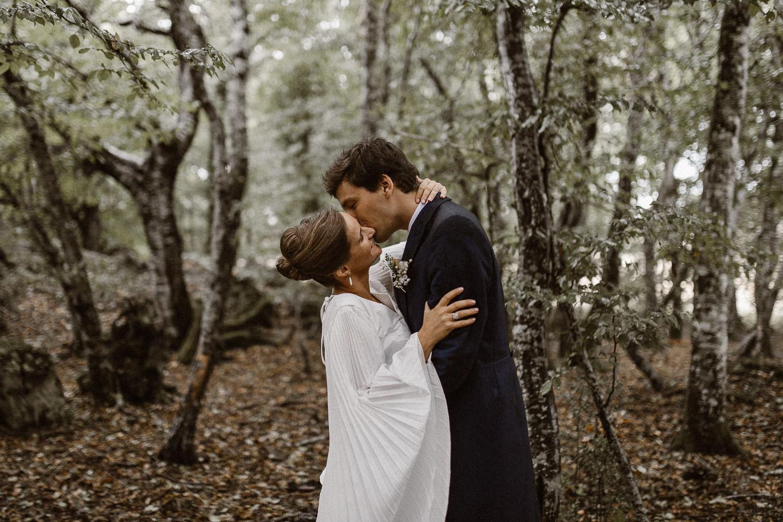 Guillemette & Valentin - Mariage champêtre en Dordogne - Marc Ribis
