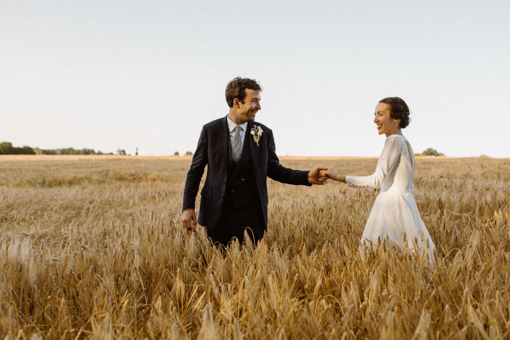 Marguerite & Antoine - Mariage Champêtre - Bourgogne - Marc Ribis