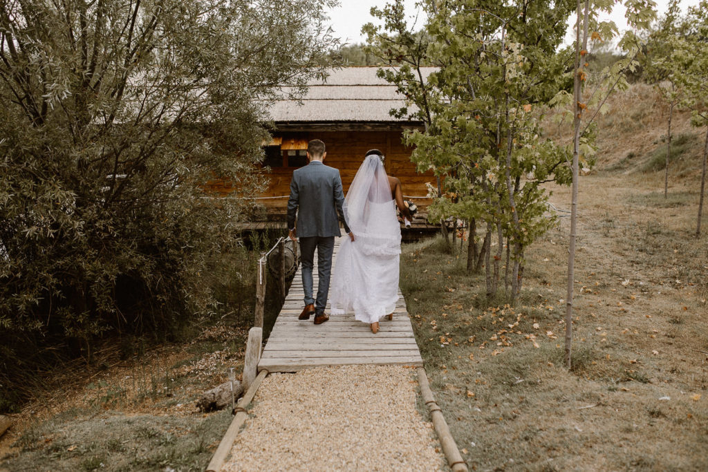 Rebecca & Romain - Mariage champêtre au domaine de Buzarens - Montpellier - Occitanie - Marc Ribis