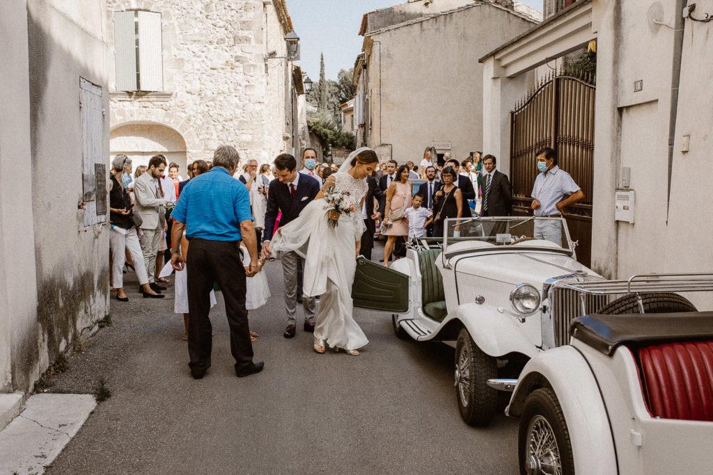 Alice & Quentin_Mariage kinfolk à Avignon_Domaine Le Grand Belly_Rochefort du Gard_Marc Ribis_Photographe de mariage