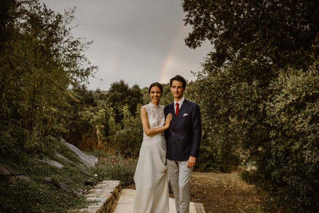 Alice & Quentin_Mariage kinfolk à Avignon_Domaine du Grand Belly_Rochefort du Gard_Marc Ribis_Photographe de mariage
